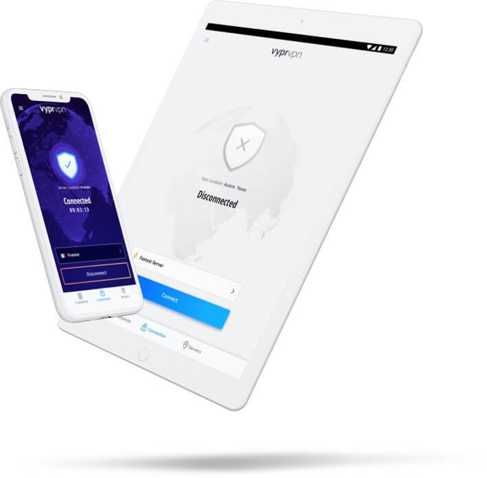 iPhone & iPad VPN App